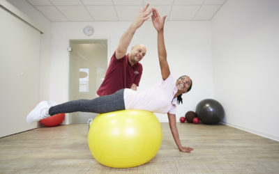 Physiotherapie am Schlossberg Therapie
