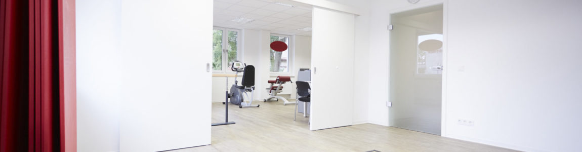 Physiotherapie am Schlossberg Trainingsraum 2