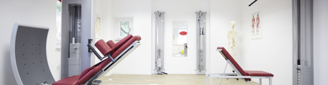 Physiotherapie am Schlossberg Trainingsraum