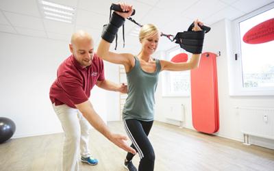 Physiotherapie am Schlossberg Training